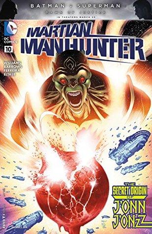 Martian Manhunter (2015-) #10