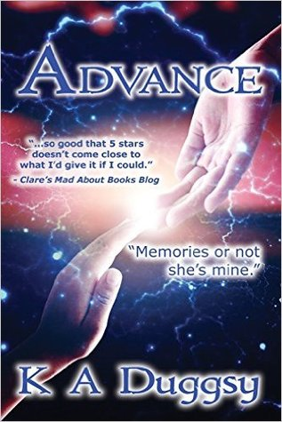 Ebook Advance by K.A. Duggsy read!
