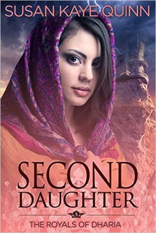 Second Daughter (Royals of Dharia, #2)