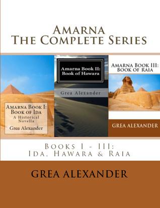 Amarna by Grea Alexander
