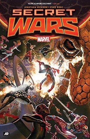 Secret Wars (Secret Wars(Jonathan Hickmans Marvel 13)