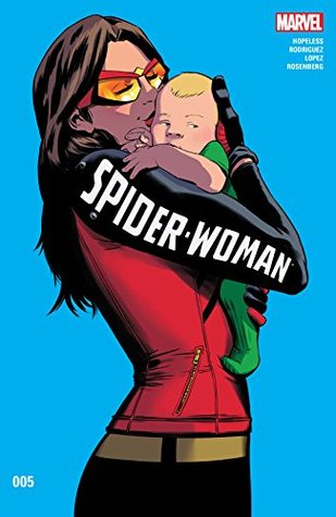 Spider-Woman (2015-2017) #5 by Dennis Hopeless