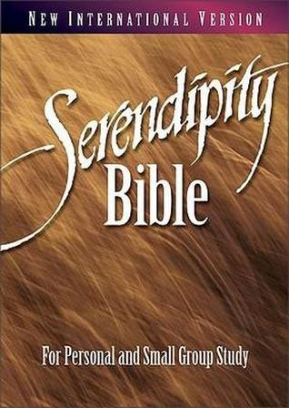 The Serendipity Bible for Study Groups