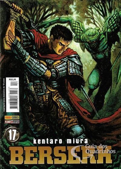 Berserk, Volume 17 (Berserk Meio-Tanko, #17)
