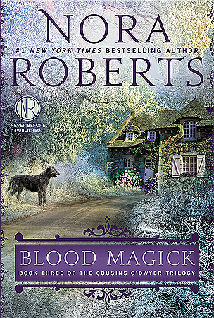 Blood Magick (The Cousins O'Dwyer Trilogy, #3)
