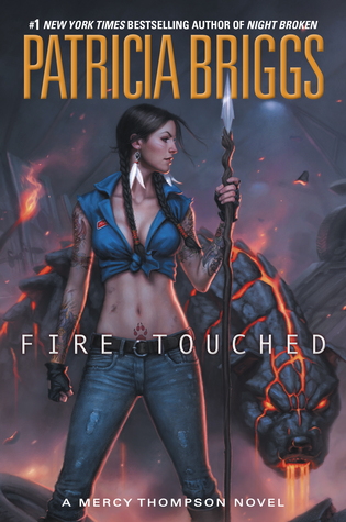 Ebook Fire Touched by Patricia Briggs TXT!