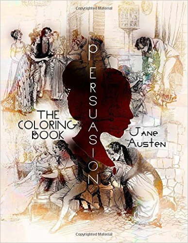 Persuasion, the Coloring Book