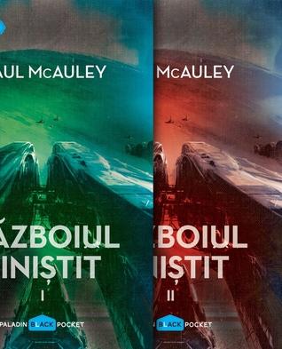 Războiul Liniștit by Paul McAuley