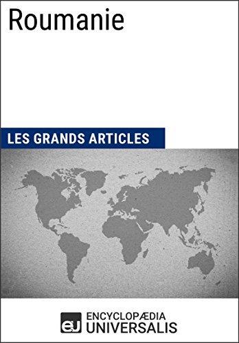 Roumanie: Géographie, économie, histoire et politique