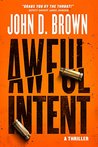 Awful Intent (Frank Shaw #2)