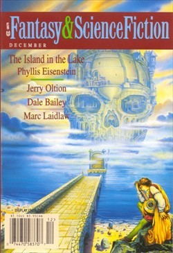 Fantasy & Science Fiction, December 1998 (The Magazine of Fantasy & Science Fiction, #568)