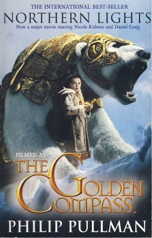 "Northern lights: filmed as ""The golden compass"""