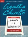 A Murder Is Announced by Agatha Christie