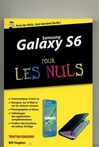 Samsung Galaxy S6 pour les Nuls, édition poche