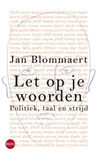The sociolinguistics of globalization by jan blommaert books by jan blommaert discourse a critical introduction let op je woorden fandeluxe Image collections