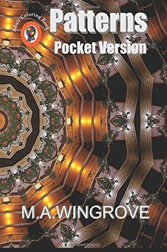 Patterns: Pocket Version (Adult Coloring Book) (Volume 2)