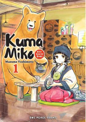 Kuma Miko, Volume 1: Girl Meets Bear