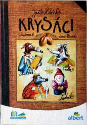 Krysáci by Jiří Žáček