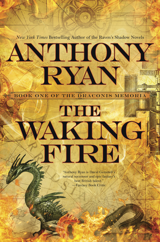 The Waking Fire(The Draconis Memoria 1)
