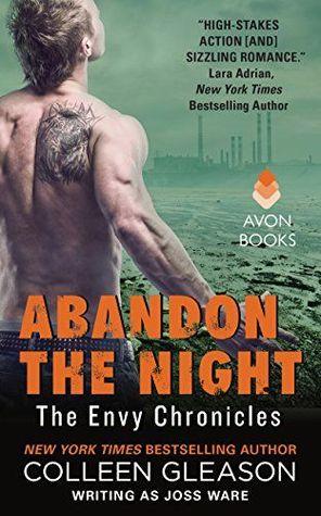 Abandon the Night by Joss Ware