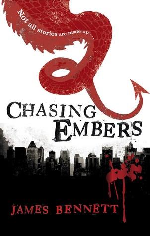 Chasing Embers - Ben Garson book #1 - James Bennett