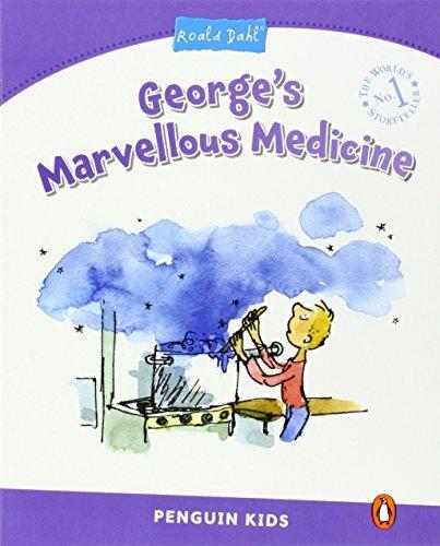 Penguin Kids 5 George's Marvellous Medicine Reader (Penguin Kids