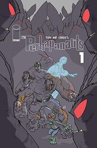 The Perhapanauts #1