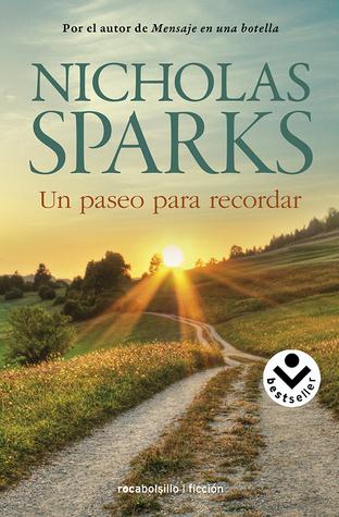 Un paseo para recordar - Nicholas Sparks