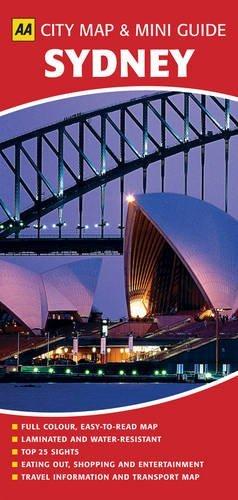 Sydney City Map & Mini Guide