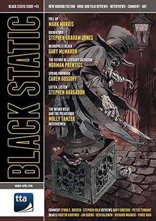 Black Static Issue 51