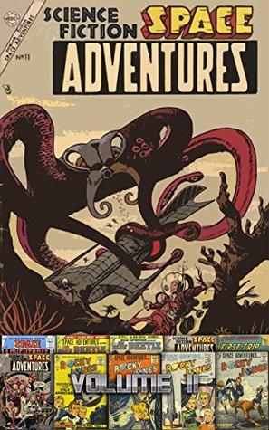 Science Fiction Space Adventures Volume II