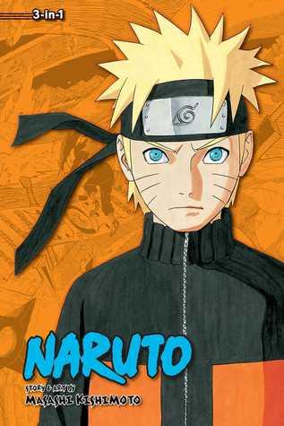 Naruto (3-in-1 Edition), Vol. 15: Includes vols. 43, 44  45