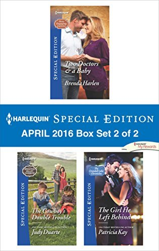 Harlequin Special Edition April 2016 Box Set 2 of 2: Fortune's Special Delivery\How to Land Her Lawman\An Officer and Her Gentleman