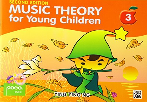 Music Theory for Young Children, Bk 3