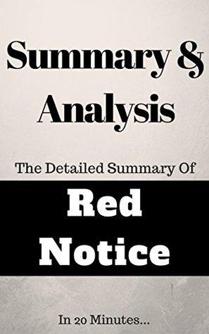 Summary and Analysis: Red Notice