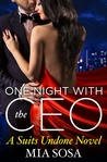 One Night with the CEO (The Suits Undone, #2)