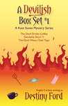 A Devilish Box Set 1 (A Kate Saxee Mystery Series)