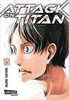 Attack on Titan 15 by Hajime Isayama
