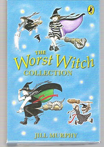 The Worst Witch Collection: All at Sea/ Strokes again / Bad Spell