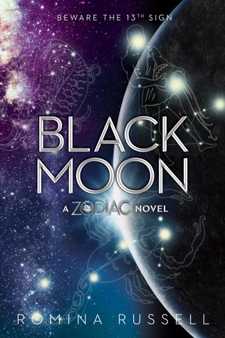 {Blog Tour} Black Moon by Romina Russell (with Giveaway and House Capricorn Feature)