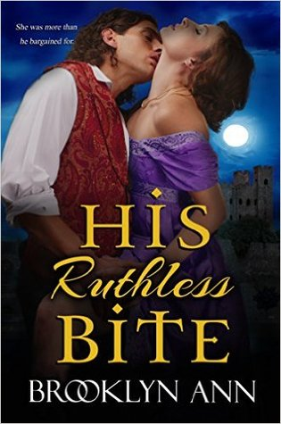Review: His Ruthless Bite by Brooklyn Ann