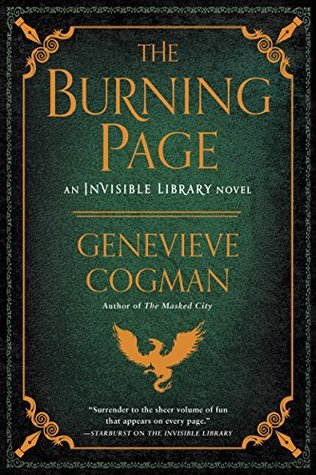 http://carolesrandomlife.blogspot.com/2017/01/review-burning-page-by-genevieve-cogman.html