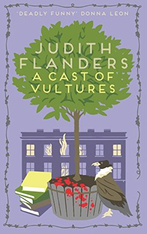 A Cast of Vultures (Sam Clair Book 3)