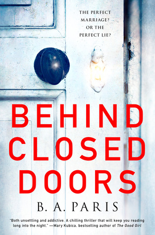 Behind Closed Doors by B.A. Paris thumbnail