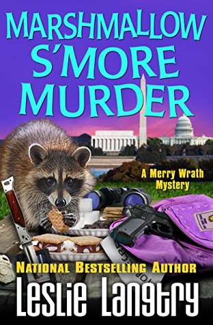 Marshmallow S'More Murder (Merry Wrath Mysteries, #3)