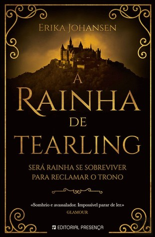 A Rainha de Tearling (A Rainha de Tearling, #1)