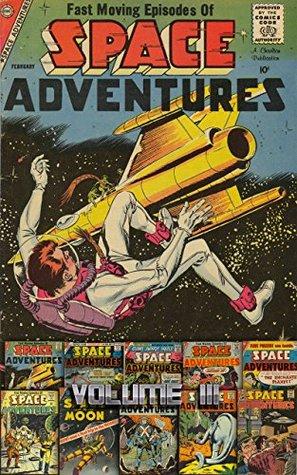 Science Fiction Space Adventures Volume III