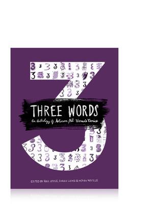 Three Words: An Anthology of Aotearoa/NZ Women's Comics