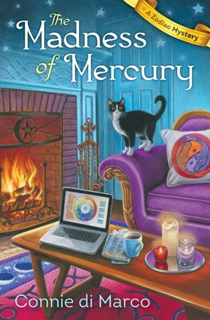 The Madness of Mercury (Zodiac Mystery #1)