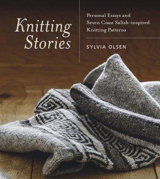 knitting stories by Sylvia Olsen